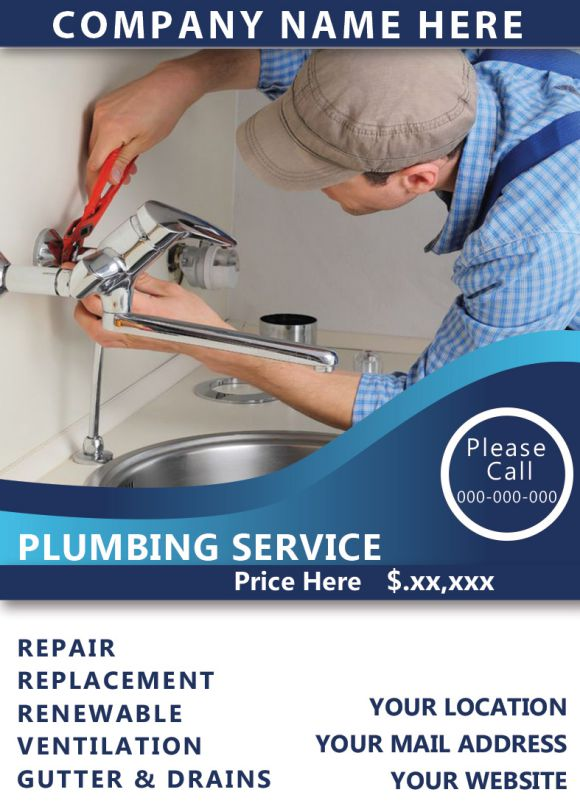 Plumbing Service Company Details