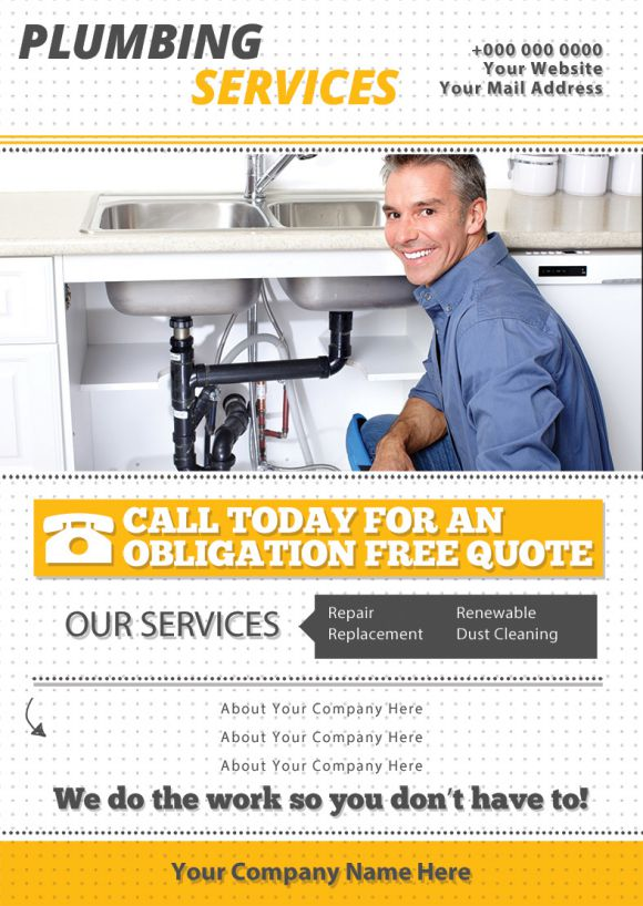 Plumbing Service Free Quote