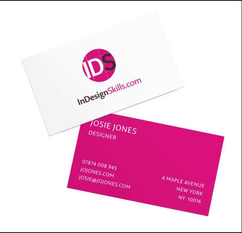 USA Business card Template